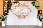 Фото зона на свадьбу