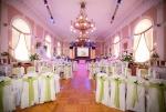 Оформление свадьбы Зеленая свадьба
